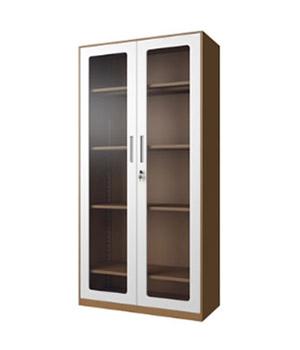 CB01-K通体玻璃开门柜