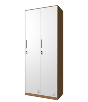 CB08-K两门更衣柜
