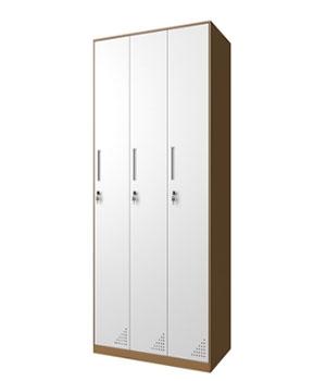 CB09-K三门更衣柜