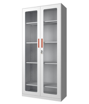 CB01-B通体玻璃开门柜