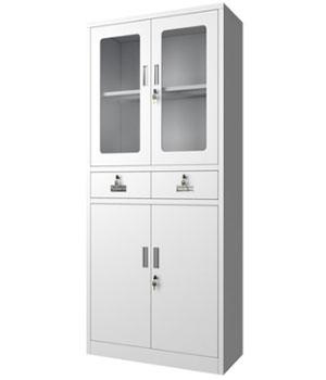 CK04-B一体玻璃柜