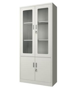 GK02-T整体玻璃开门柜