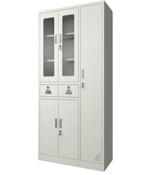 GK17 -T玻璃更衣柜