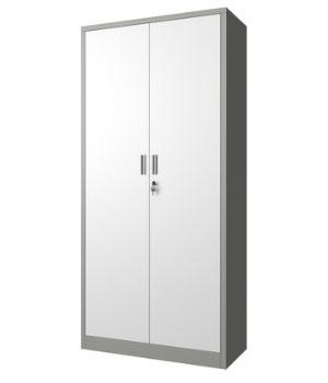 GK05-H两门扣手大柜