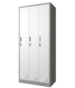 GK10 -H三门更衣柜