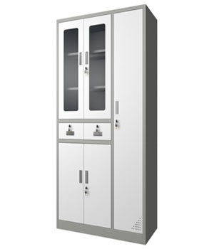 GK14 -H玻璃更衣柜
