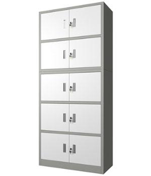 GK15 -H两体五节柜