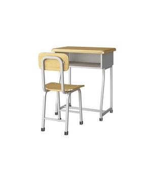 SY01单人课桌椅